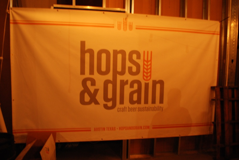 Hops & Grain Brewery Reception